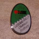 Chipping Sodbury Rally Badge