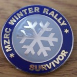Top quality enamel Lapel Badge with pin fixing.'Snowflake' design in chrome & blue enamel. 25 dia £1.99 plus post (were £3.50)