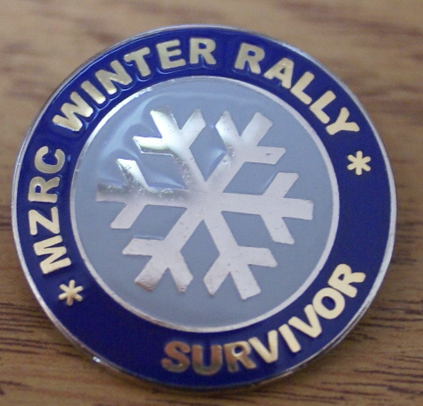 Top quality enamel Lapel Badge with pin fixing.'Snowflake' design in chrome & blue enamel. 25 dia £1.99 plus post (were £3.50)