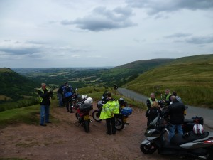 TALLYBONT RIDE OUT 2013