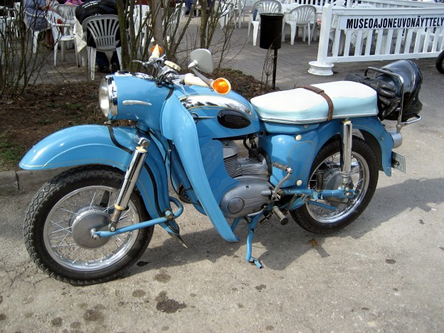 MZ ES250 (courtesy of wikimedia)