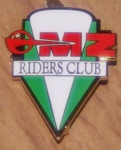 Pin badge. Komet & Shield MZRC logo. Size 25 x 33. £2.50 incl post